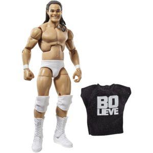 WWE Elite Bo Dallas Figure Reviews