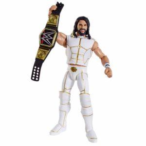 WWE Elite Seth Rollins Figure Reviews