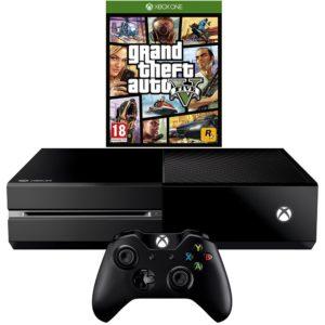 Xbox One plus Grand Theft Auto V Pack Reviews